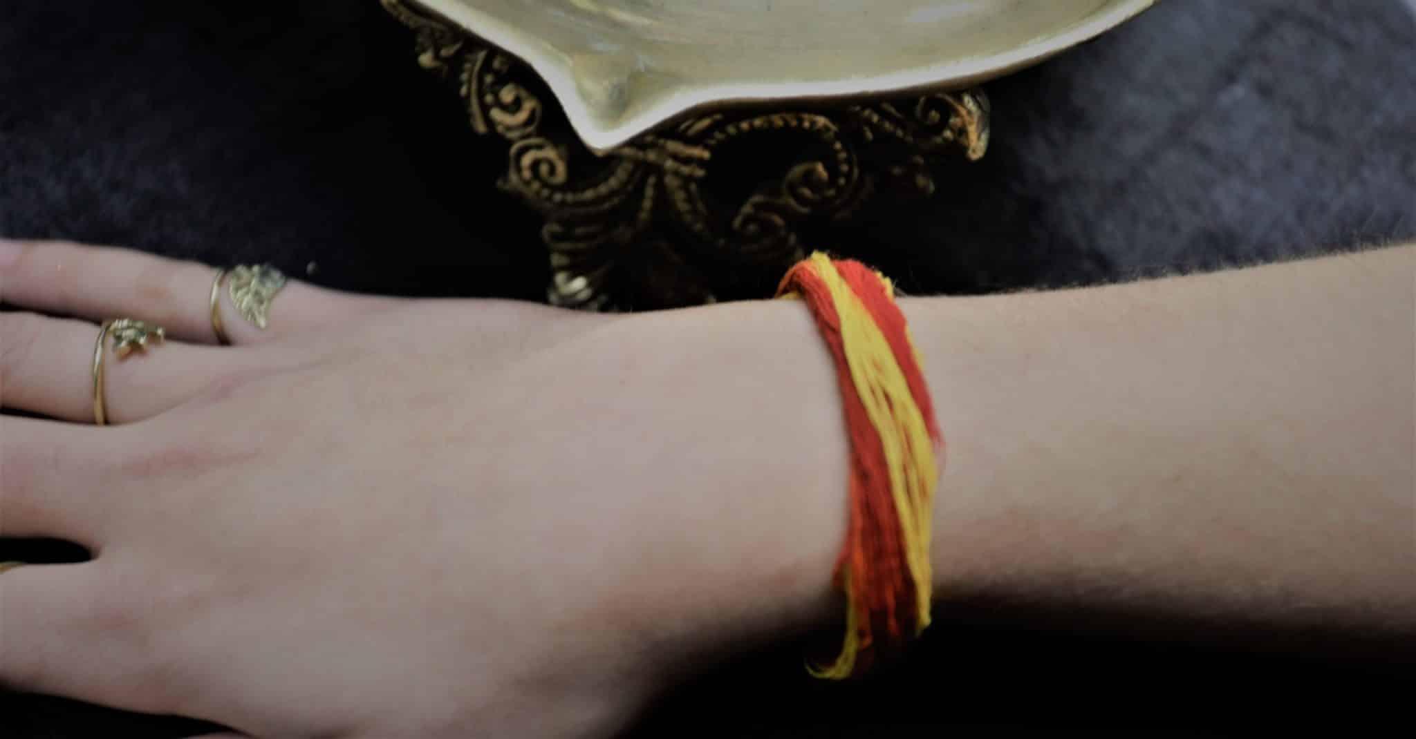 bracelet  protection hindou  achat paris mes indes galantes