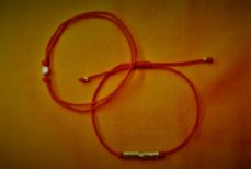 Bracelet Kabbale, le fil rouge de protection