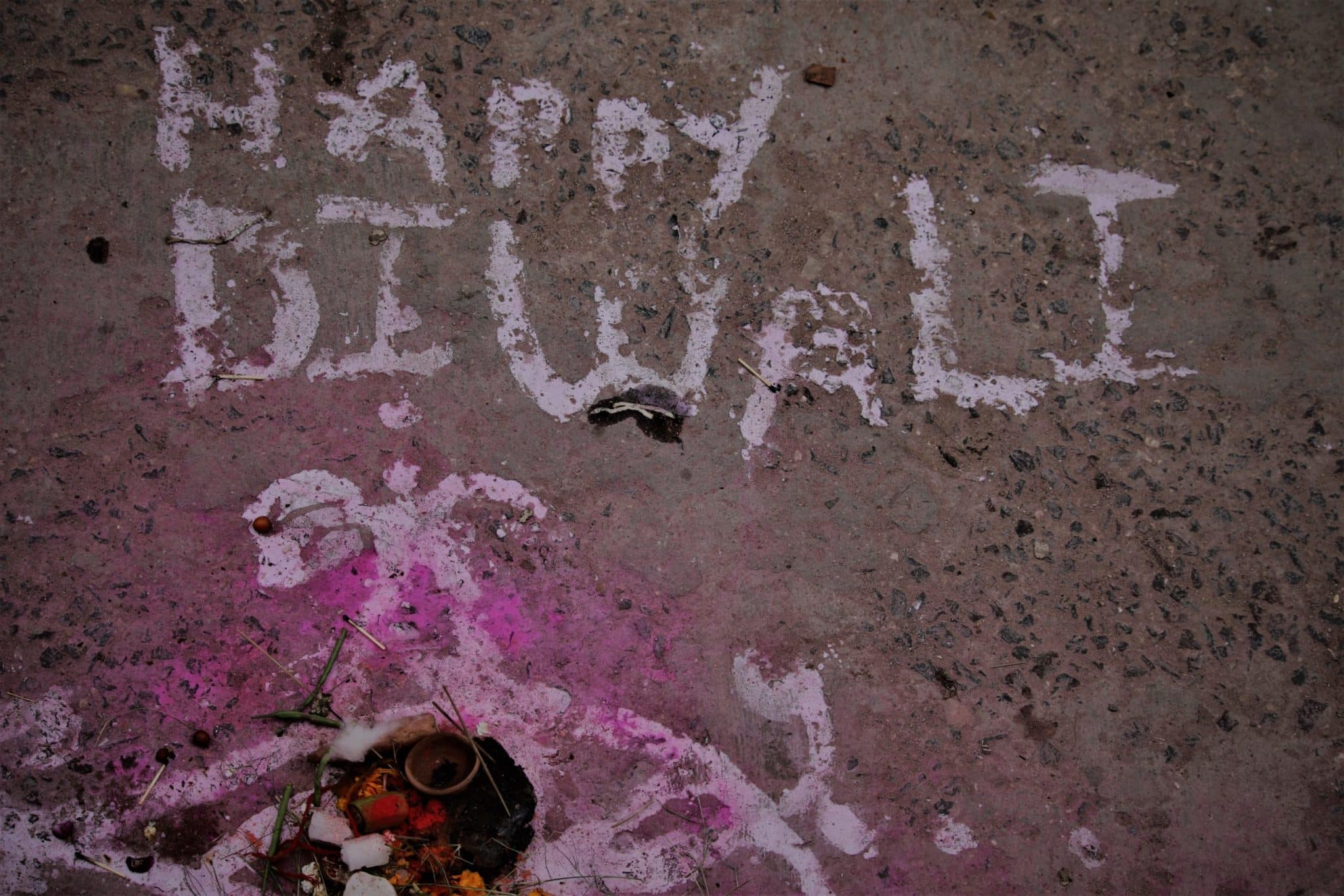 HAPPY DIWALI MANDAL SHEET