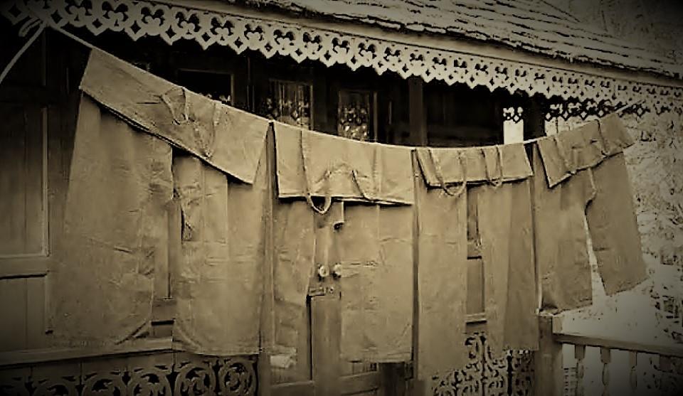pantalon portefeuille thai achat Mes Indes Galantes