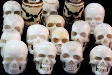 Mémento Mori, du Crâne aux vanités
