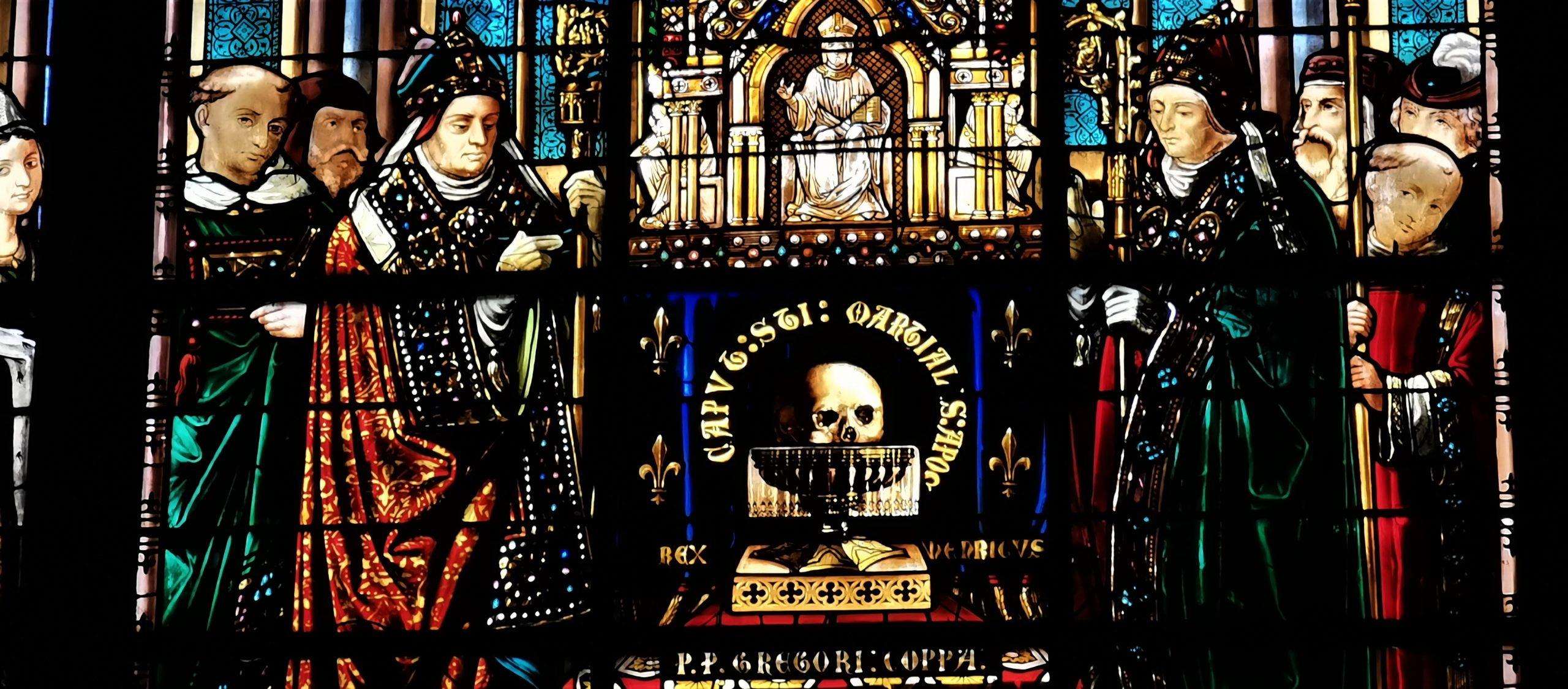 memento mori Église Saint-Michel-des-Lions