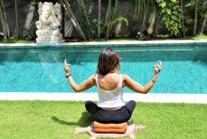 Le coussin de méditation