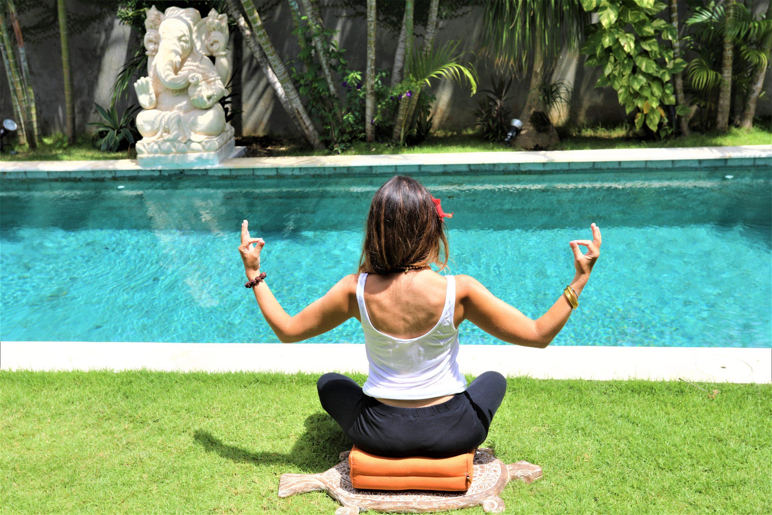 Coussin Yoga  MES INDES GALANTES PARIS