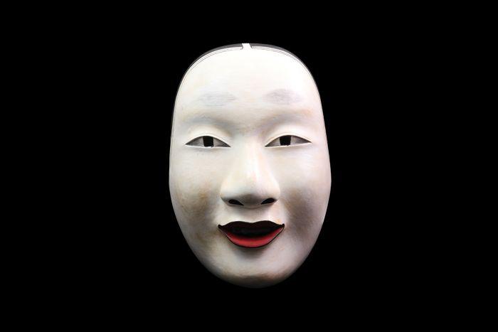 Ko omote Masque no Théâtre no Japon MES INDES GALANTES PARIS