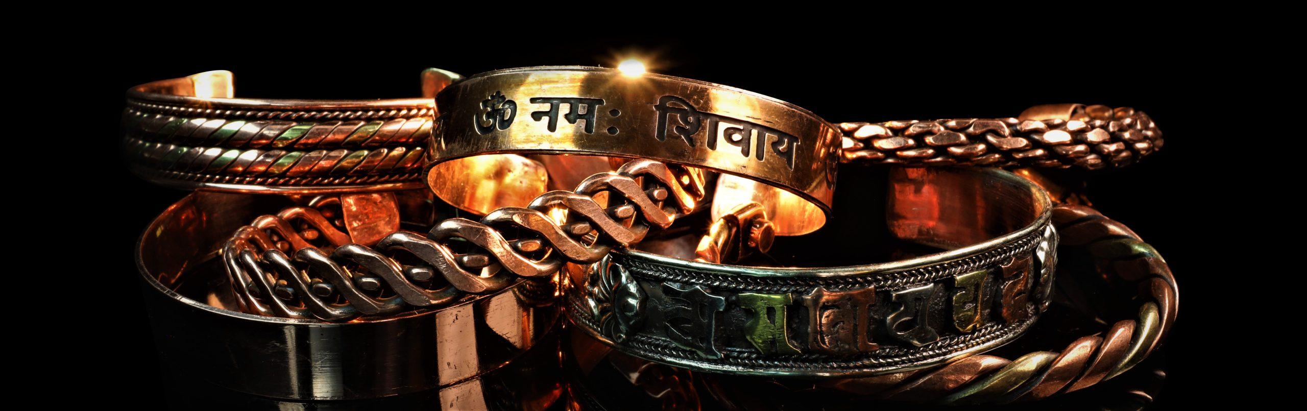 bracelet cuivre indien Mes Indes Galantes PARIS