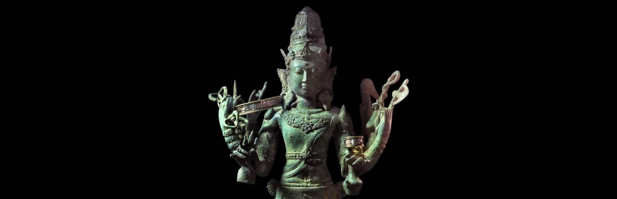 Magnétique Cuivre Shiva Mantra