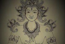 Acintya, le Dieu suprême de Bali