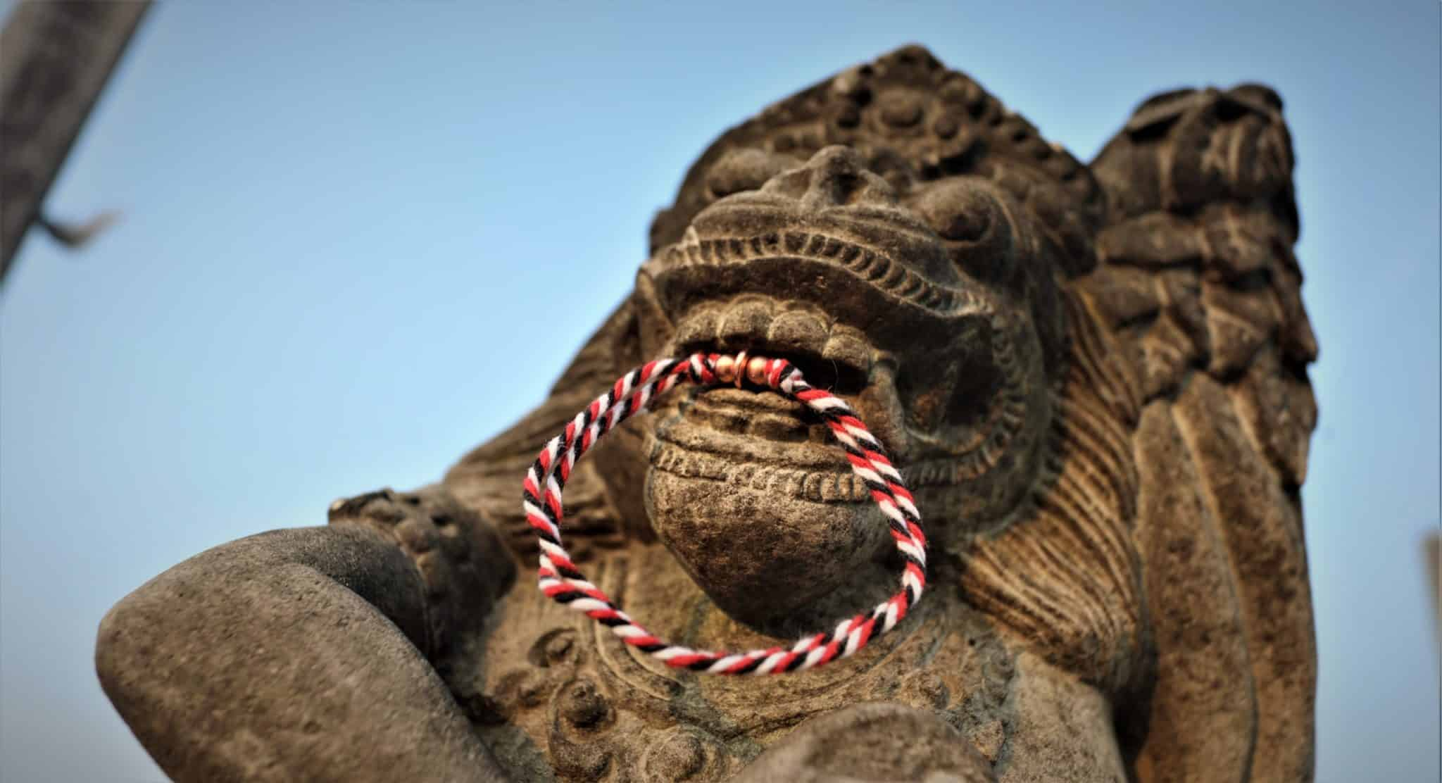 bracelet bali cérémonie