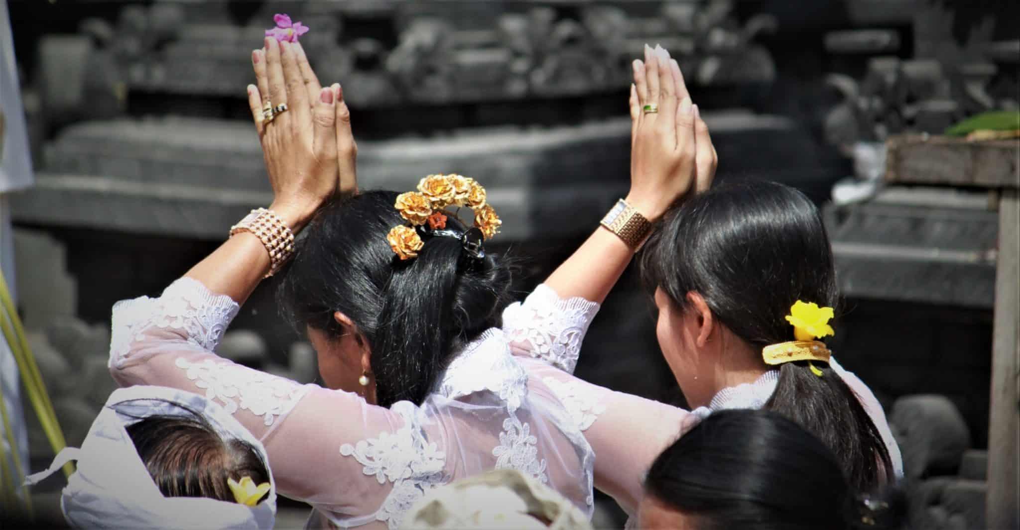bali île des dieux  Sang Hyang Widhi Wasa