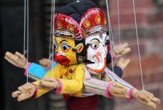 Les masques népalais