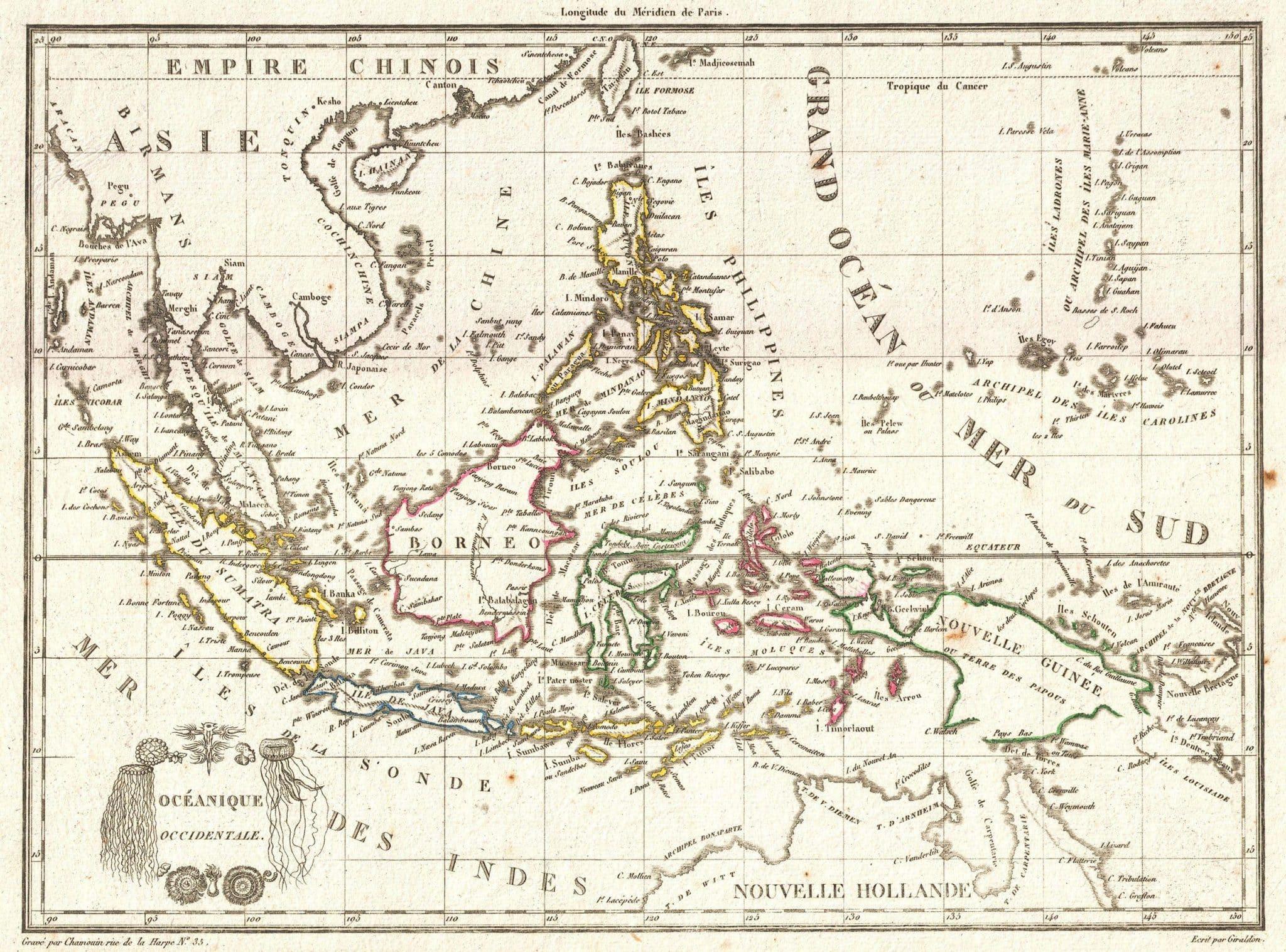 carte sumatra