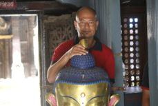 Gunla, le mois sacré des Bouddhistes Newar