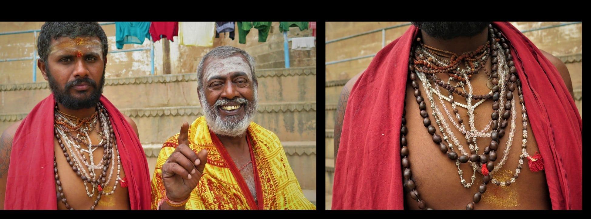 Mala en graines de lotus indien Mes Indes Galantes