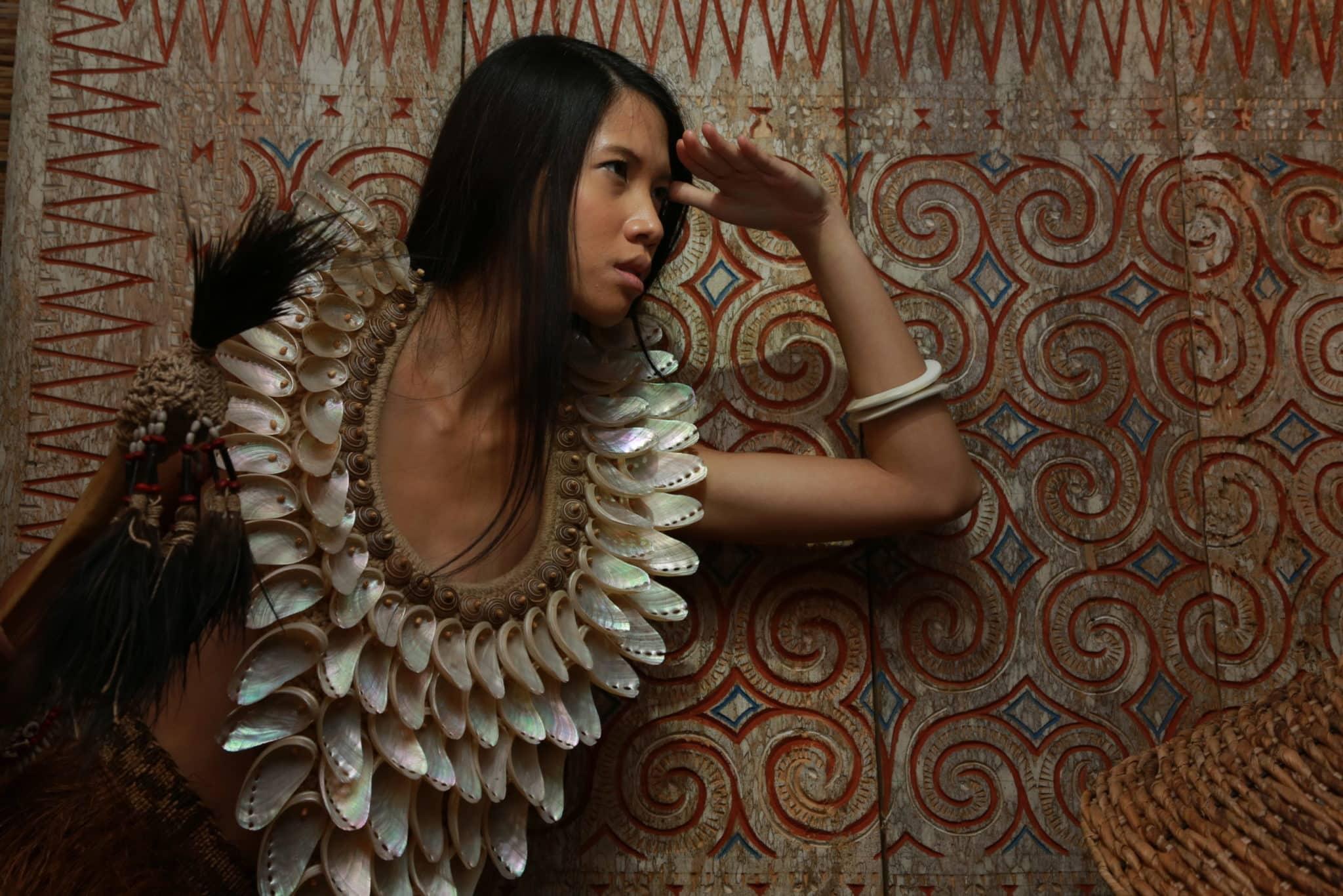 Tongkonan Art tribal Mes Indes Galantes
