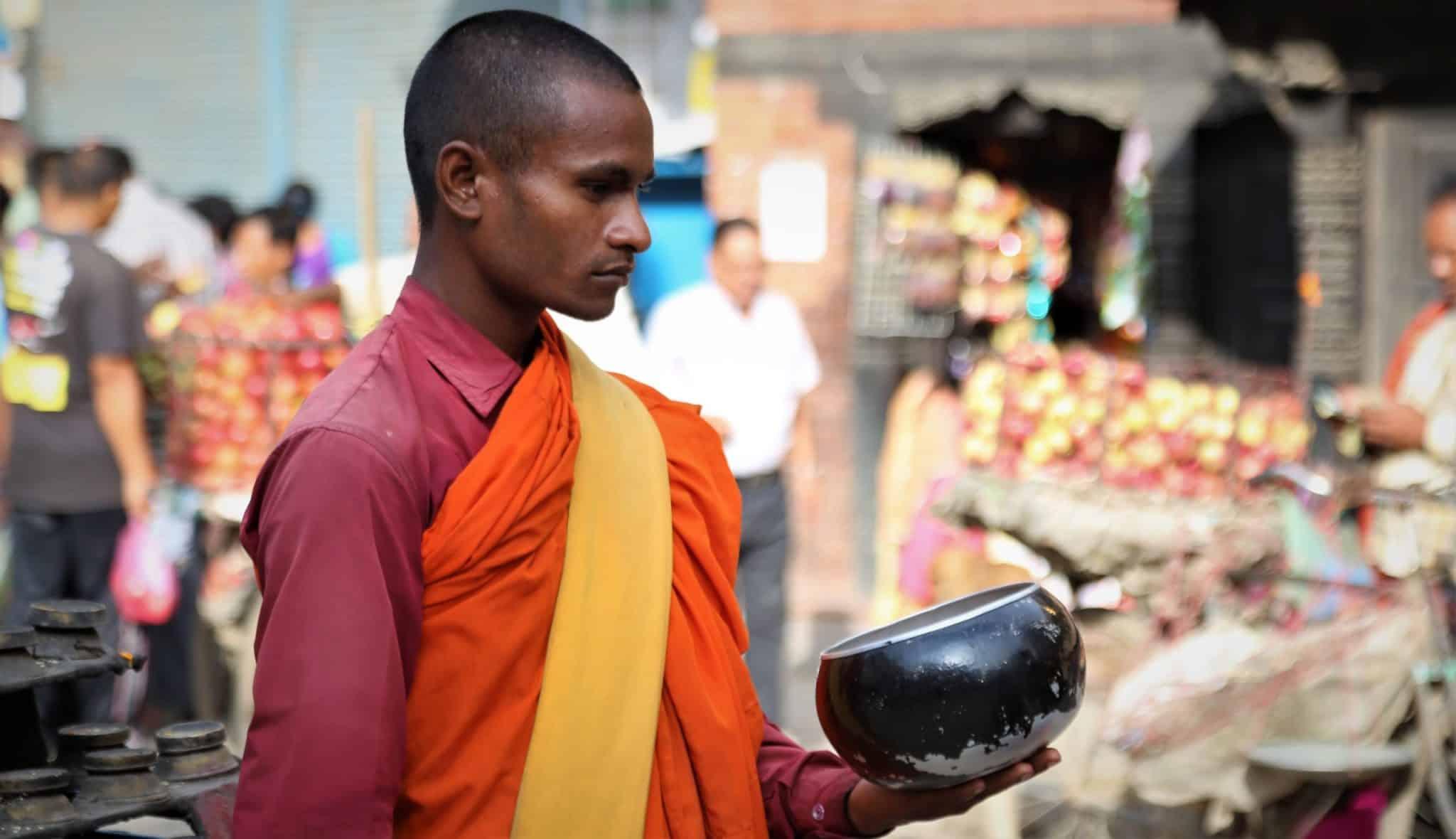 Bol à aumône Népal Tibet Mes Indes Galantes