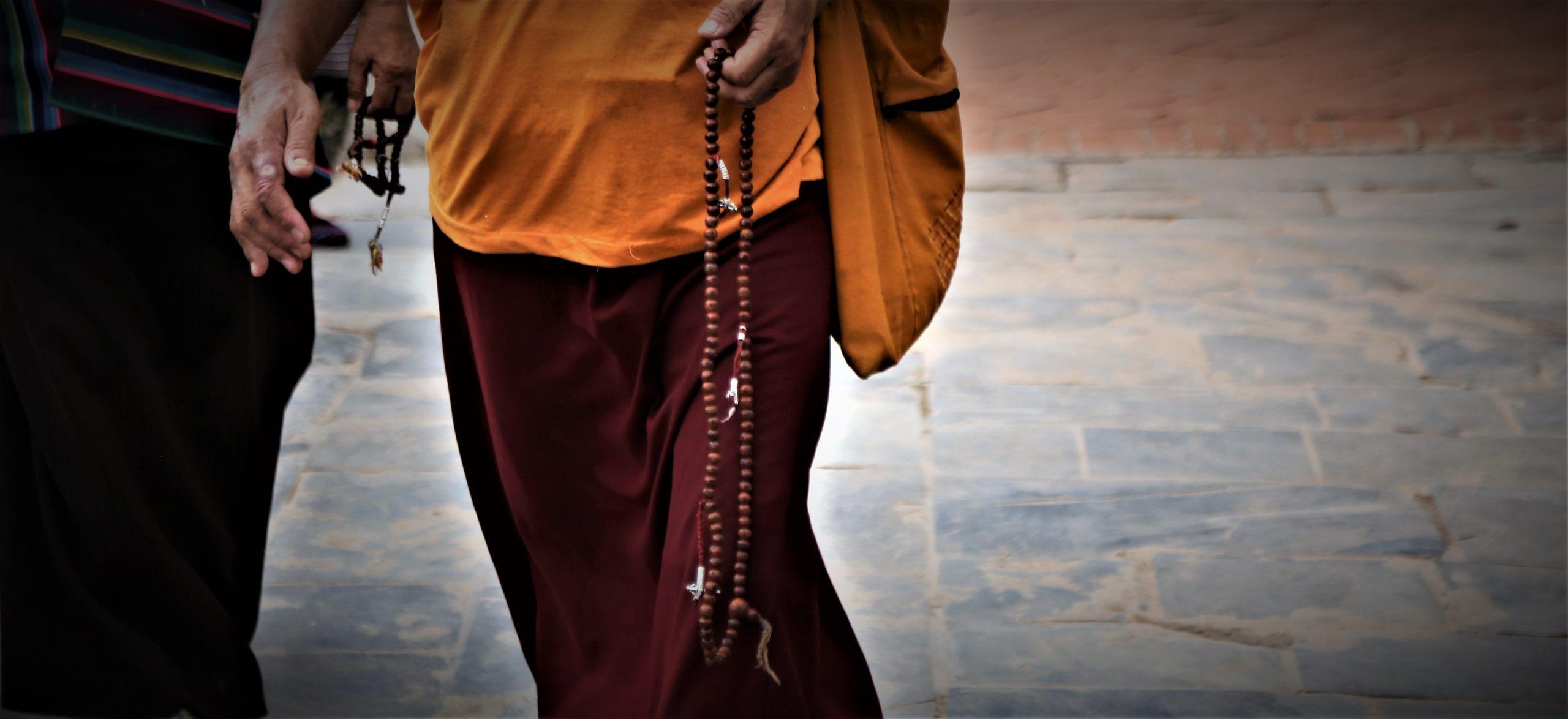 Mala tibétain