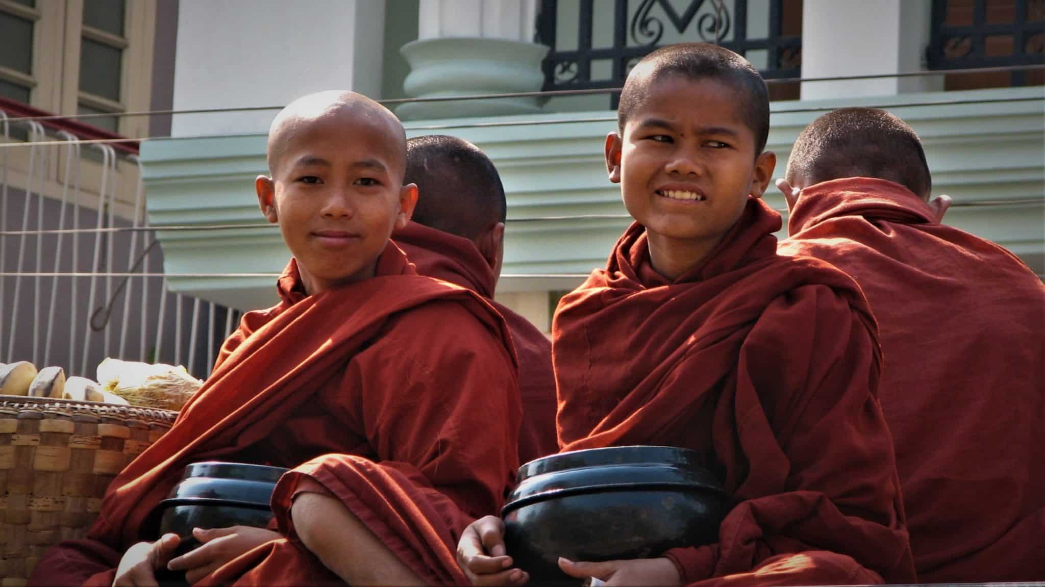 Bol à aumône Bol à offrandes Thaïlande Mes Indes Galantes