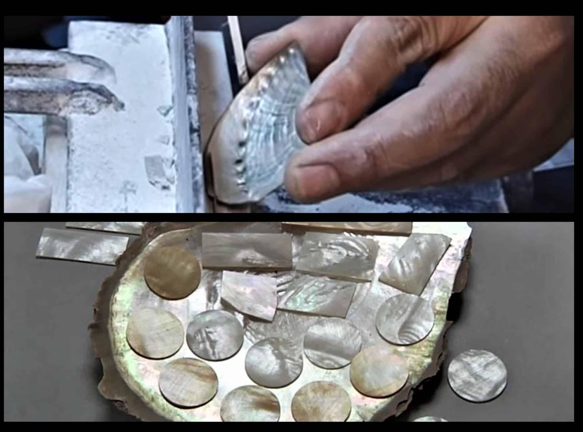 Nacre et Coquillage Boîte à bijoux Asie Décoration Mes Indes Galantes
