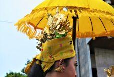 Tedung, l'Ombrelle Balinaise