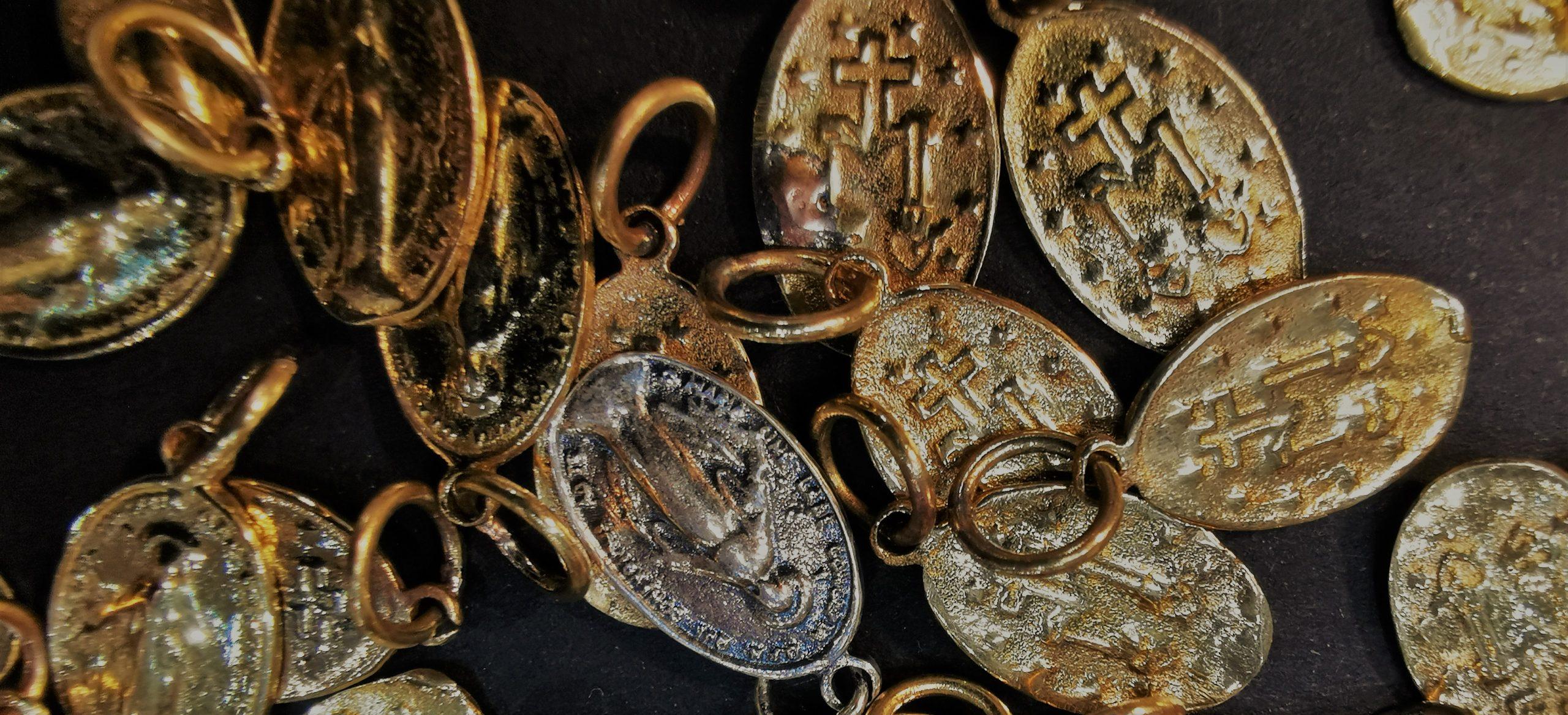 Médaille miraculeuse PARIS Mes Indes Galantes